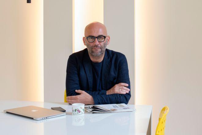 Davide Groppi   Living Corriere
