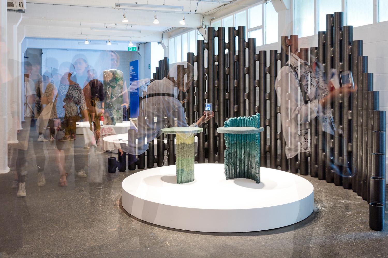 Oltre la plastica: 10 progetti green dal London Design Festival - Foto