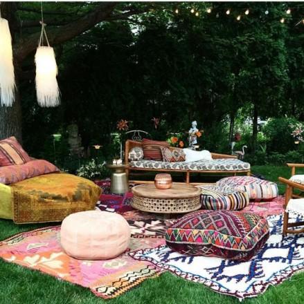 Il metodo hygge in giardino foto foto 1 livingcorriere for Foto angoli giardino