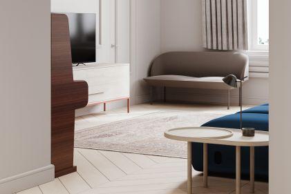 Arredamento d 39 interni le ispirazioni dalle case di design for Case moderne arredate
