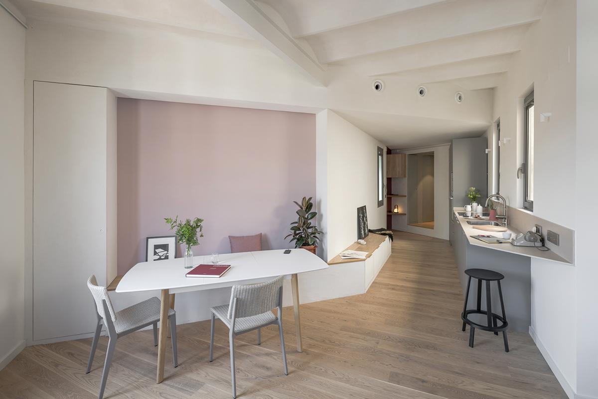 Ristrutturazione Casa A Barcellona Livingcorriere