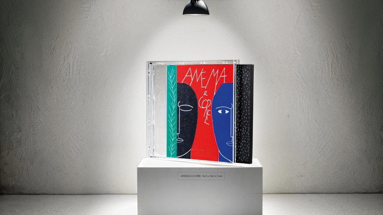 Anema e Core_Francesco De Gregori e Mimmo Paladino_progetto_b