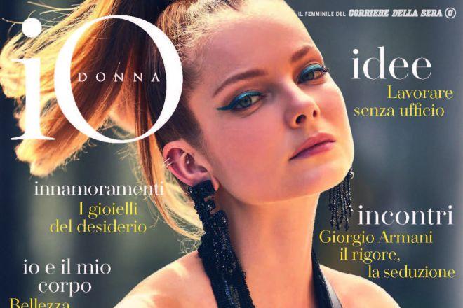 Cover nuovo Io Donna