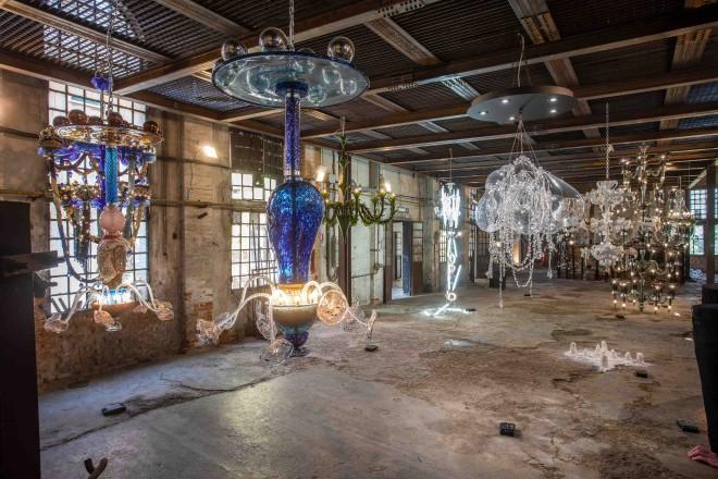 Fondazione Berengo, LUX-LUMEN_photo credit Francesco Allegretto_Courtesy Fondazione Berengo