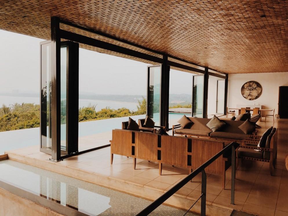 Villa Vista - Shigeru Ban Architects