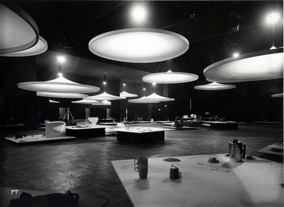 X Triennale 1954