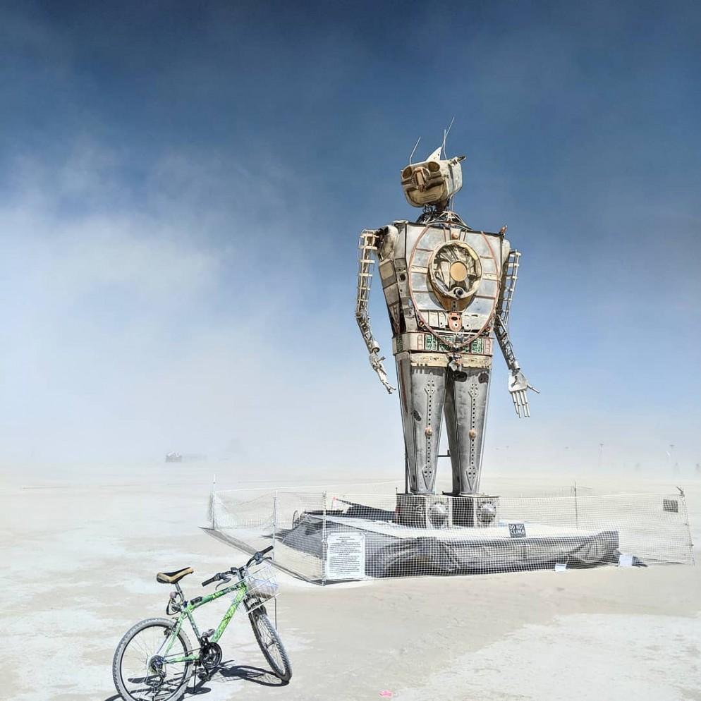 robot resurrection-burning-man-2018