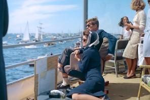 Gli anni d'oro dei Kennedy in 160 foto