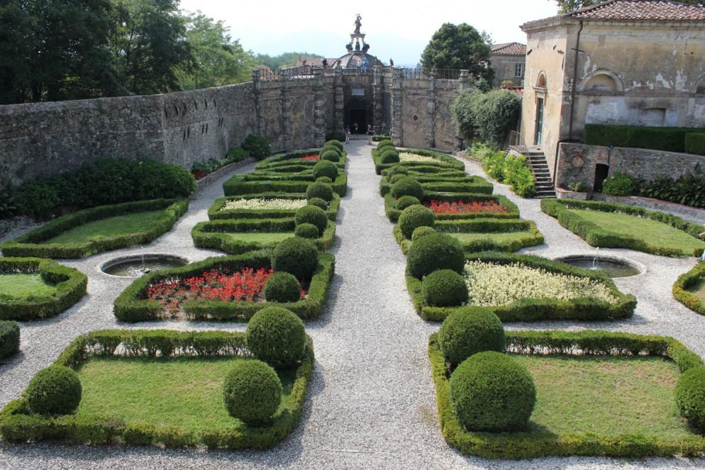 1. Giardino di Flora