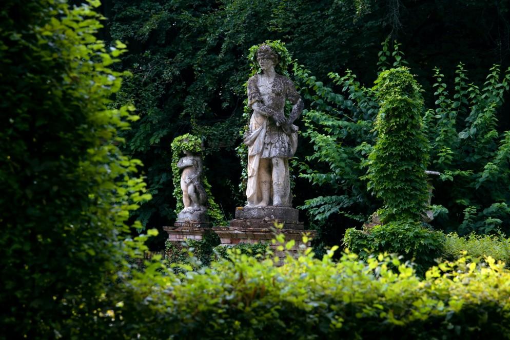 Foto Dario Fusaro Archivio Grandi Giardini Italiani