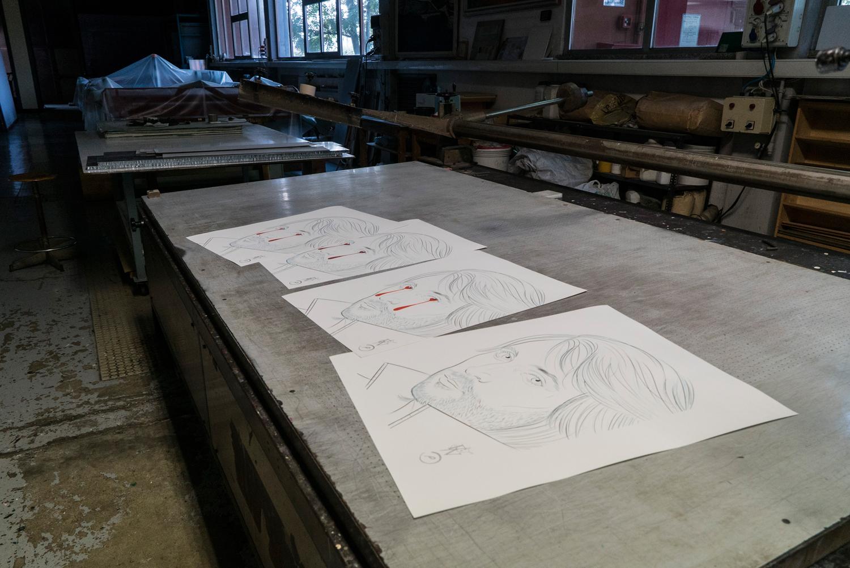 Making-of-Francesco-Vezzoli