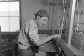 100 anni di Bauhaus negli intrecci di Anni Albers