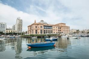 Il teatro sul mare diventa museo