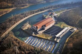 Centrale idroelettrica Angelo Bertini, Cornate d'Adda(MB)