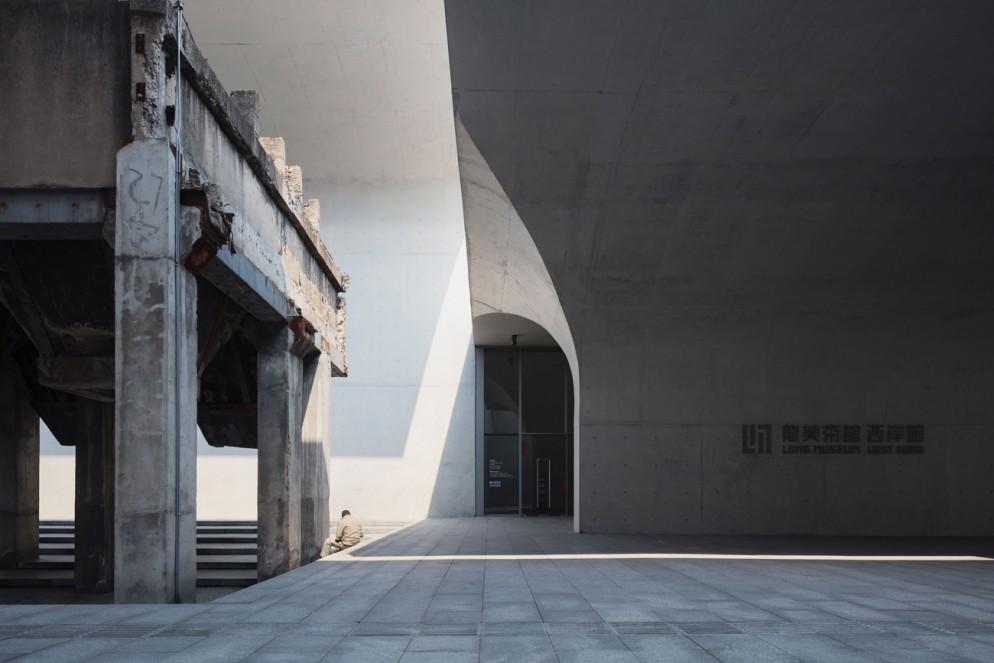 Project:  Long Museum West Bund Shanghai, Chinaby Atelier DeshausPhotographer: Pawel Paniczko
