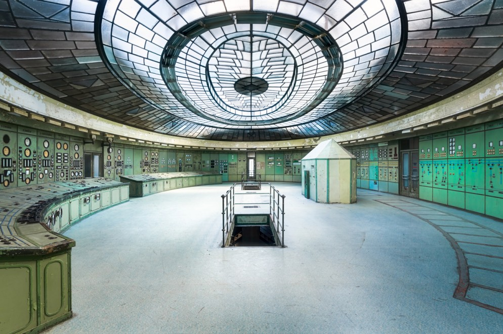 Project: A semi-abandoned power station in Kelenfold, Budapest, Hungary