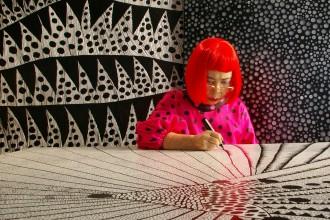 Kusama - Infinity by Heather Lenz+(C)+Tokyo+Lee+Productions,+Inc_ LSDA 2018