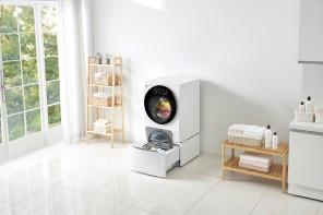 La lavatrice che ti fa risparmiare tempo