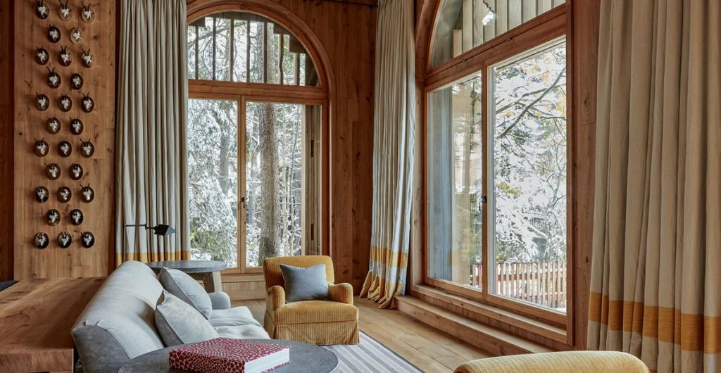 Arredamento d 39 interni le ispirazioni dalle case di design for Foto di case interni