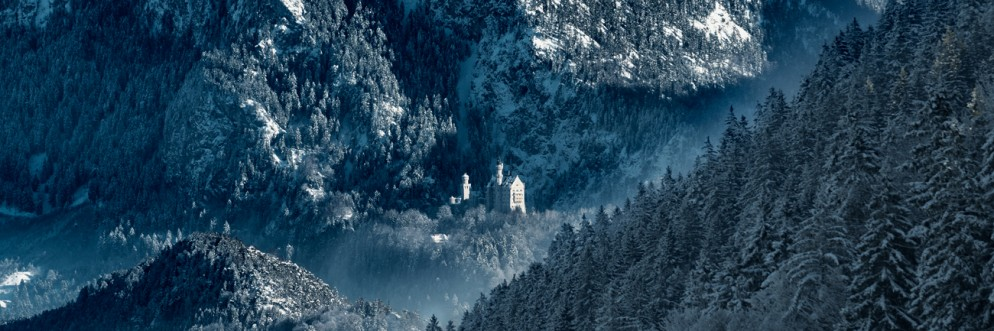 Project: Castle Neuschwanstein in WinterPhotographer: Dirk Vonten
