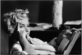 USA.-New-York.-1956.-American-actress-Marilyn-MONROE
