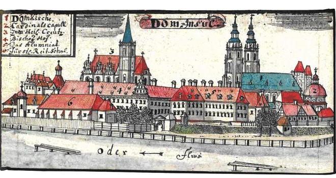 Musica: lo skyline di Breslavia riprodotto sul pentagramma