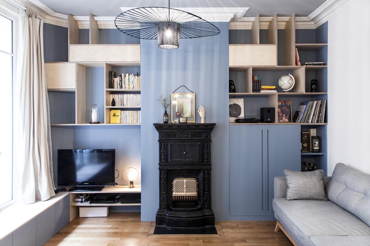 38 mq per due livingcorriere. Black Bedroom Furniture Sets. Home Design Ideas