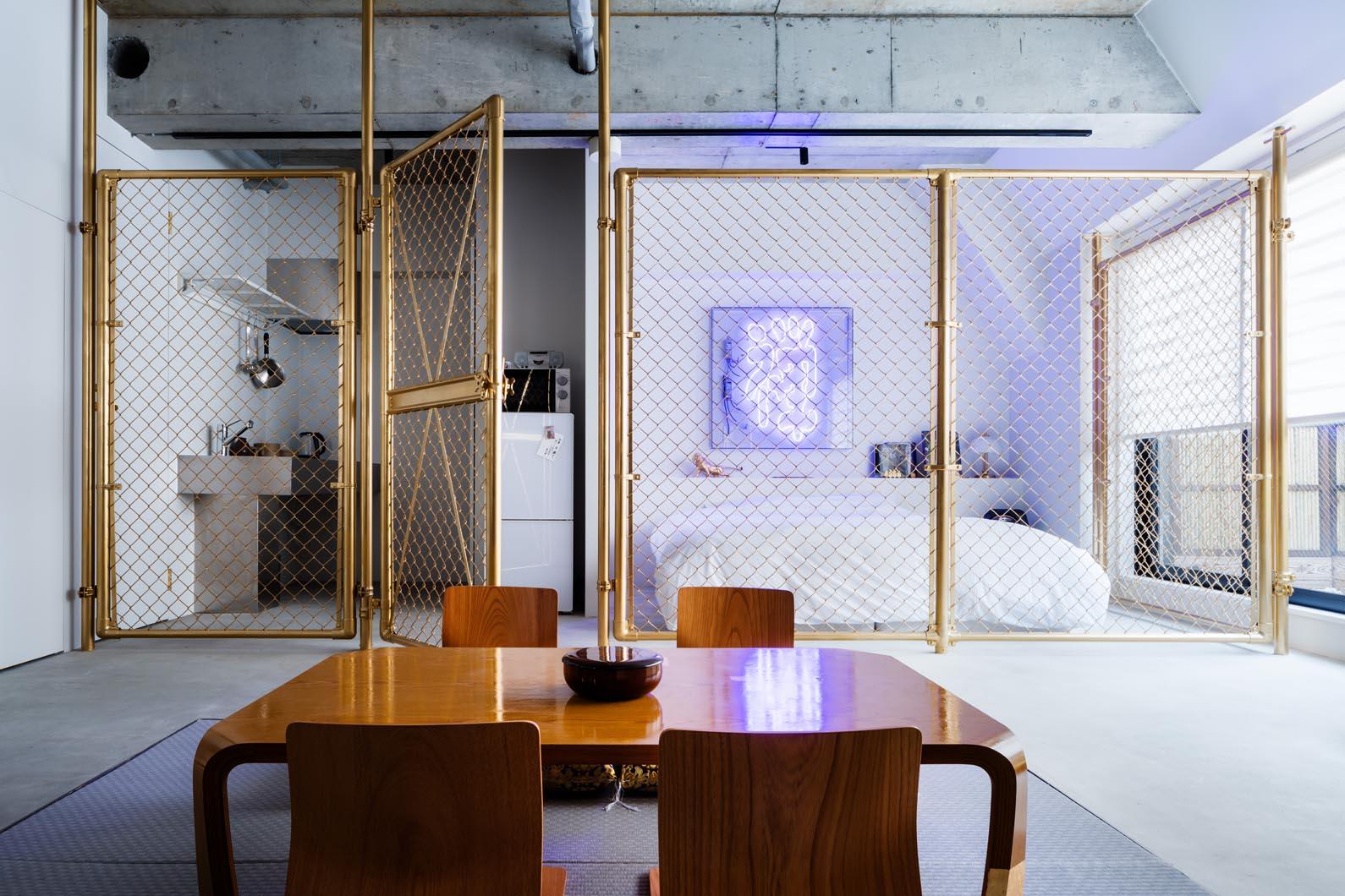 Hotel d'artista a Tokyo − Foto