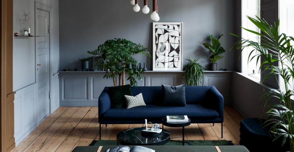 Arredamento d 39 interni le ispirazioni dalle case di design famose - Casa copenaghen ...