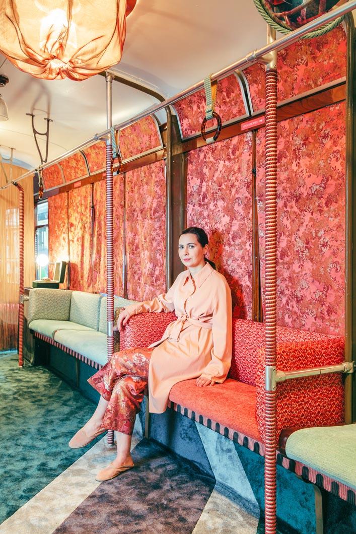 Cristina Celestino guru dello stile — Foto