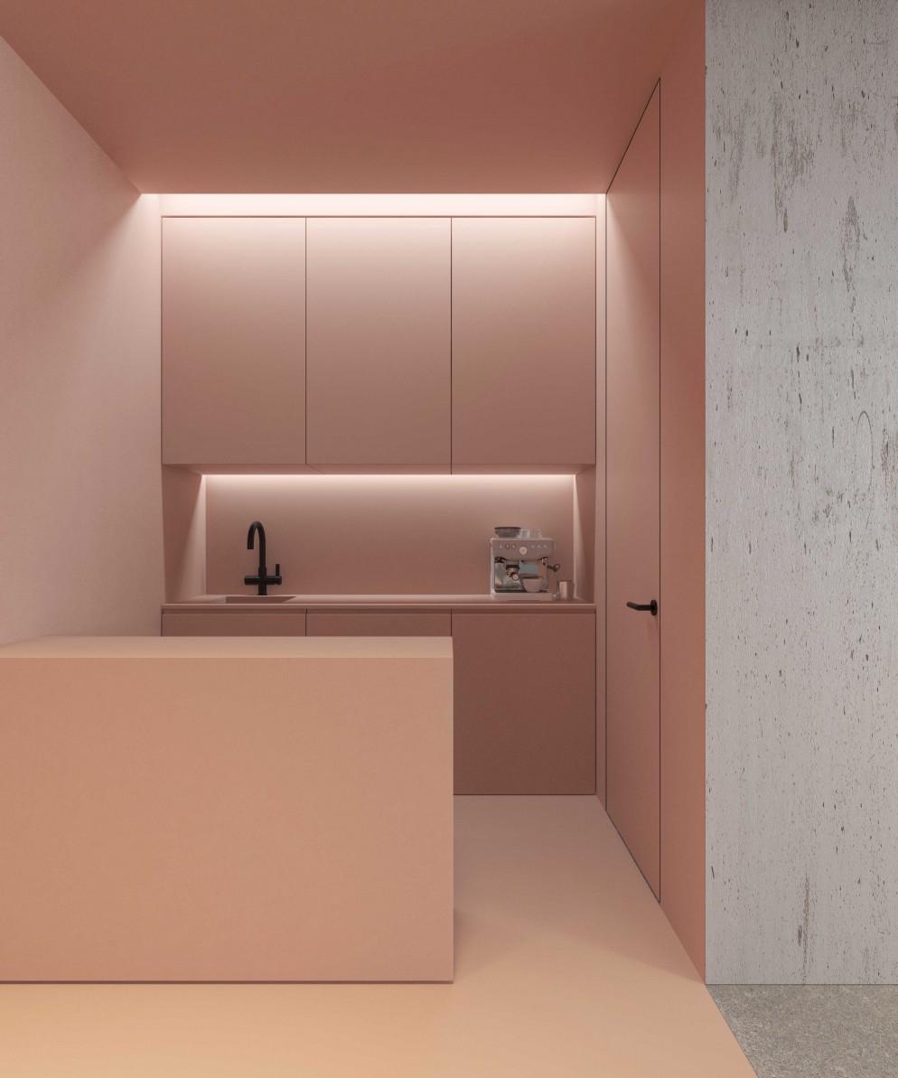 Colore in cucina: 14 idee per dipingere le pareti ...