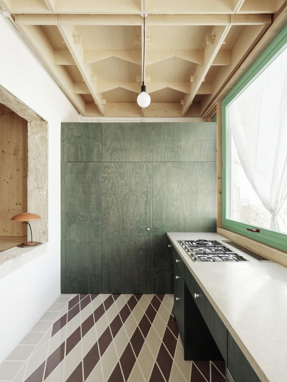 Colore In Cucina 14 Idee Per Dipingere Le Pareti
