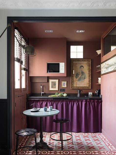 Colore in cucina: 14 idee per dipingere le pareti - LivingCorriere