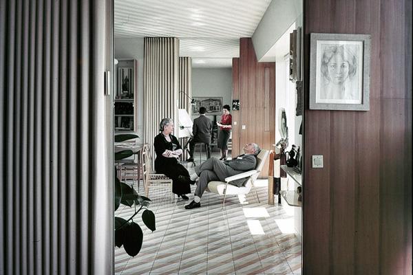 Gio ponti in mostra a parigi livingcorriere - Allestimento bagno ...