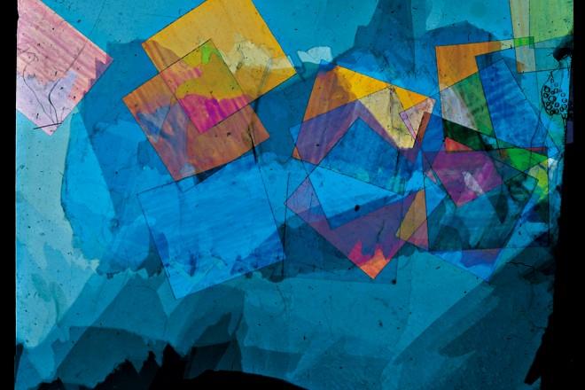 02_-FONDAZIONE-PLART-BRUNO-MUNARI-Vetrini-a-luce-polarizzata-1953-Materiali-vari-Courtesy-Miroslava-Hajek-copyright-Bruno-Munari-Tutti-i-diritti-riservati-alla-Maurizio-Corraini-srl