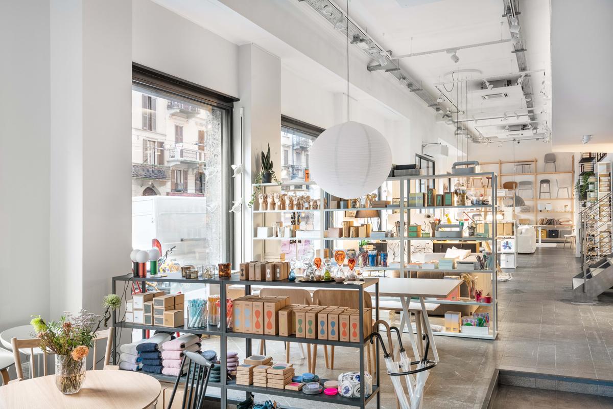 Hay a milano il primo negozio italiano apre da design for Design republic milano