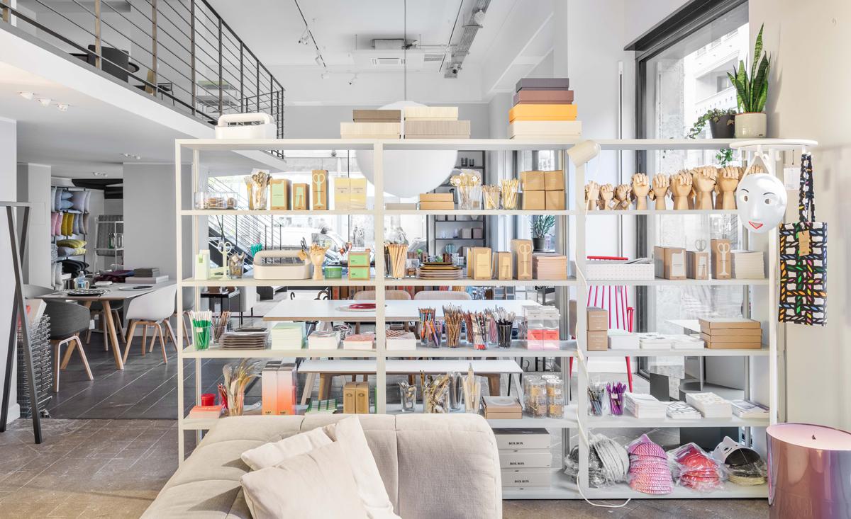 Hay a milano il primo negozio italiano apre da design for Hay design milano