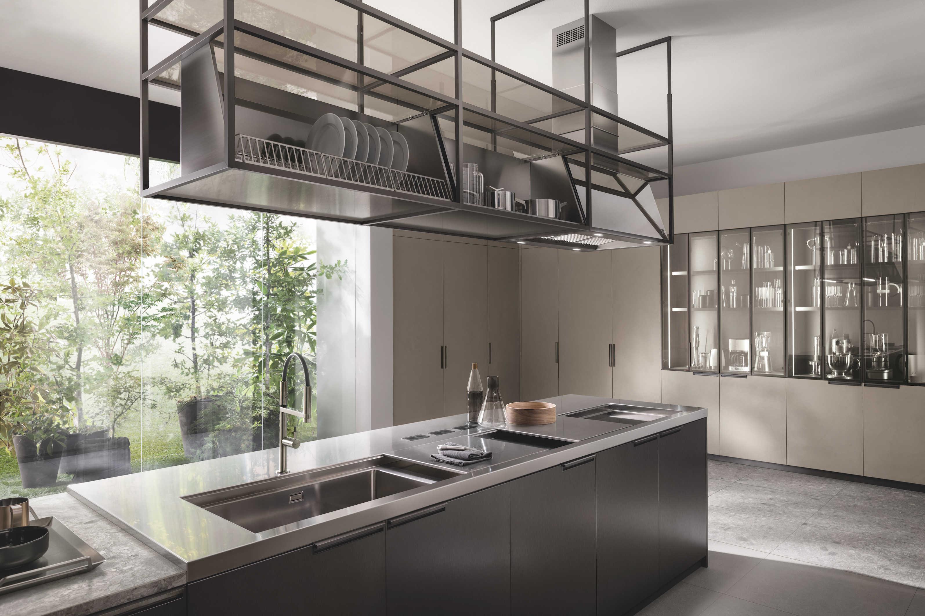 Una cucina da chef livingcorriere - Lancia diva prezzi ...