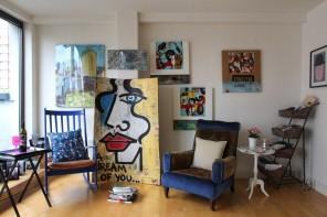 Oasi d'arte a Londra