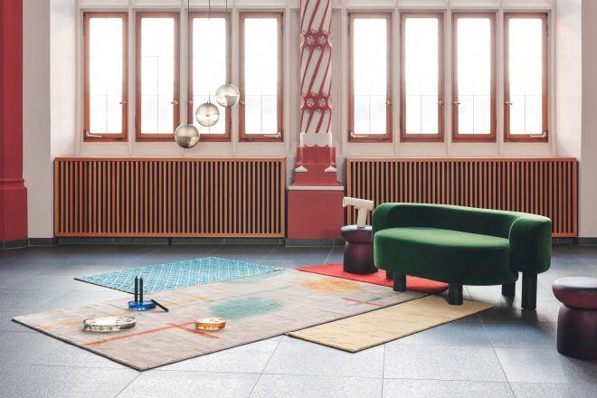Tappeti moderni per il soggiorno