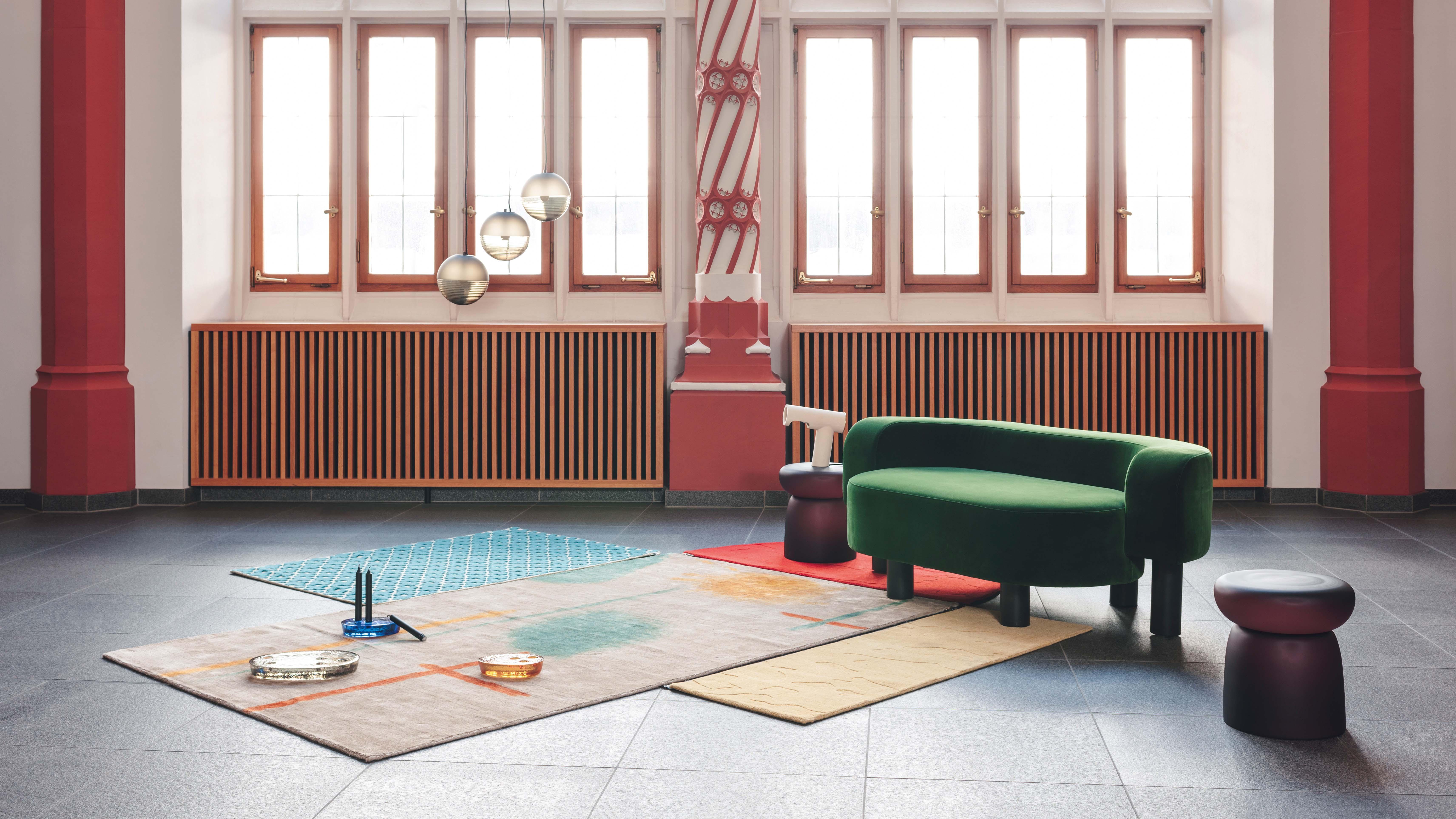 Tappeti moderni per il soggiorno for Arredamento tappeti