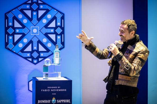 Fabio Novembre presenta_ The bottle in the rock