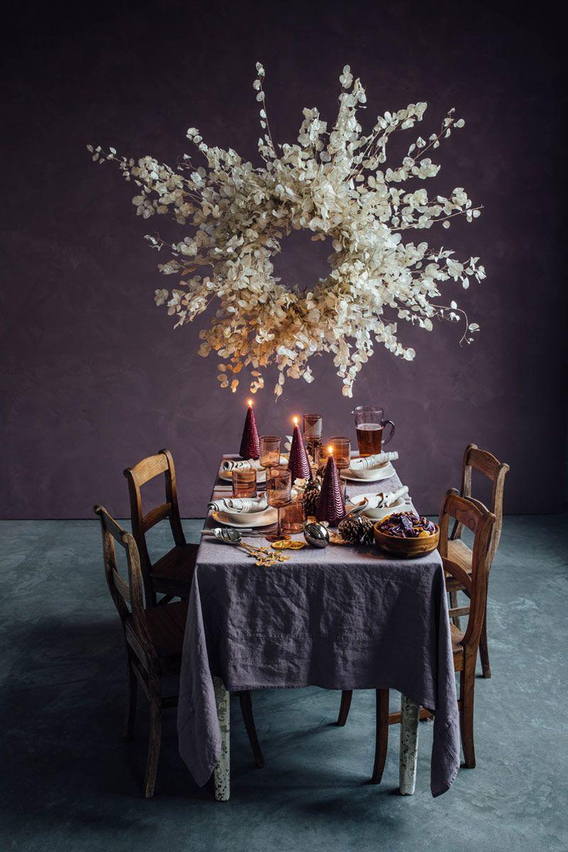 decorare-tavola-natale-1. Zara 2019