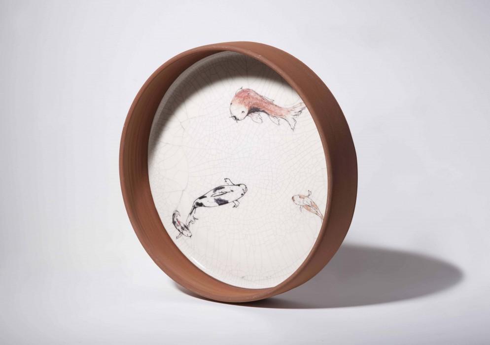 DI_MO19_Stephen Farnan Ceramics_Koi Dish_E119.50_TWC_RH