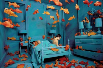Revenge of the Goldfish, 1981 Fotografia a colori/Color photograph, 69.2 x 88.9 cm Collezione/Malvicino collection, Torino Courtesy Paci contemporary gallery (Brescia – Porto Cervo, IT)