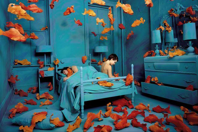 Revenge of the Goldfish, 1981 Fotografia a colori/Color photograph, 69.2 x 88.9 cm Collezione/Malvicino collection, Torino Courtesy Paci contemporary gallery (Brescia – Porto Cervo, IT)
