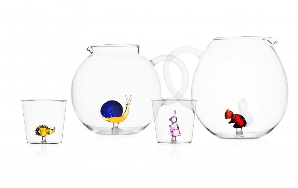 ichendorf Jugs and glasses collage_Animal Farm_Alessandra Baldereschi