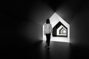 Le illusioni di Escher a casa di Nendo