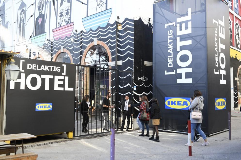 pop-up-hotel-ikea-letto-delaktig-tom-dixon-living-corriere-37