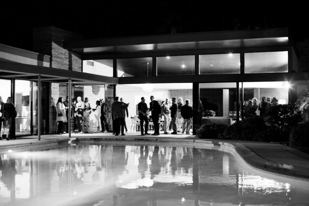 10 - E. Stewart Williams – FRANK SINATRA RESIDENCE – piscina - @ David A Lee